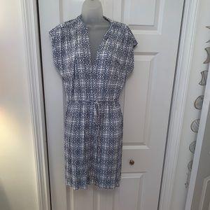 Loft blouson style dress